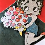 betty boop  floreale (2)
